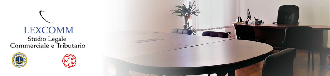 Lexcomm Studio Legale Commerciale Tributario Ancona